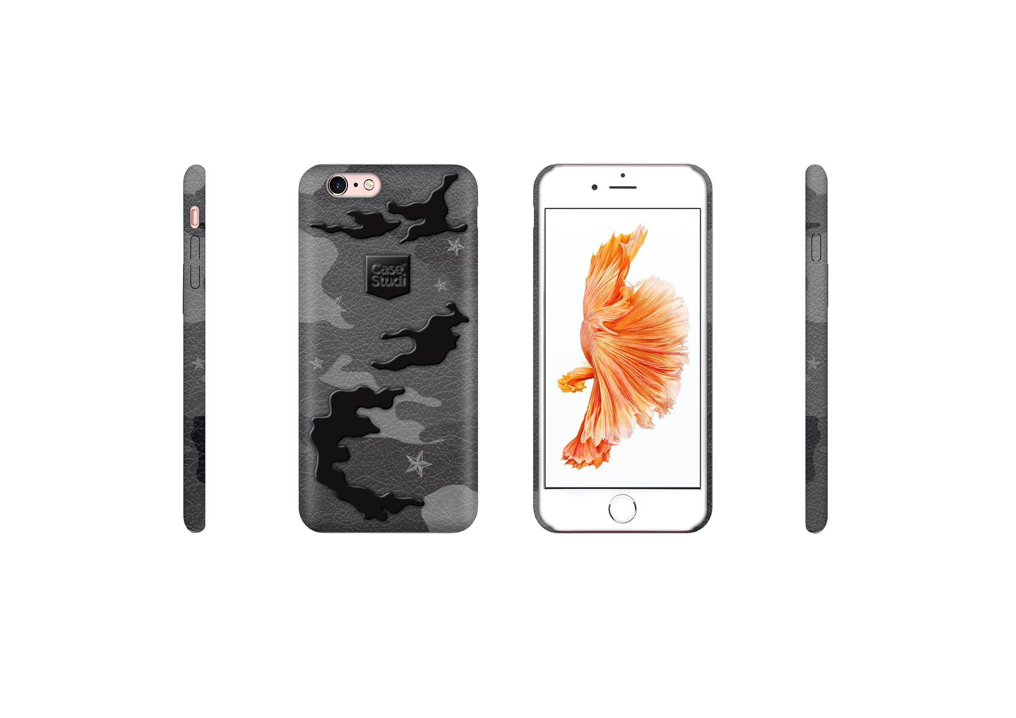 UltraSlim iPhone 6 / 6s case - Camo