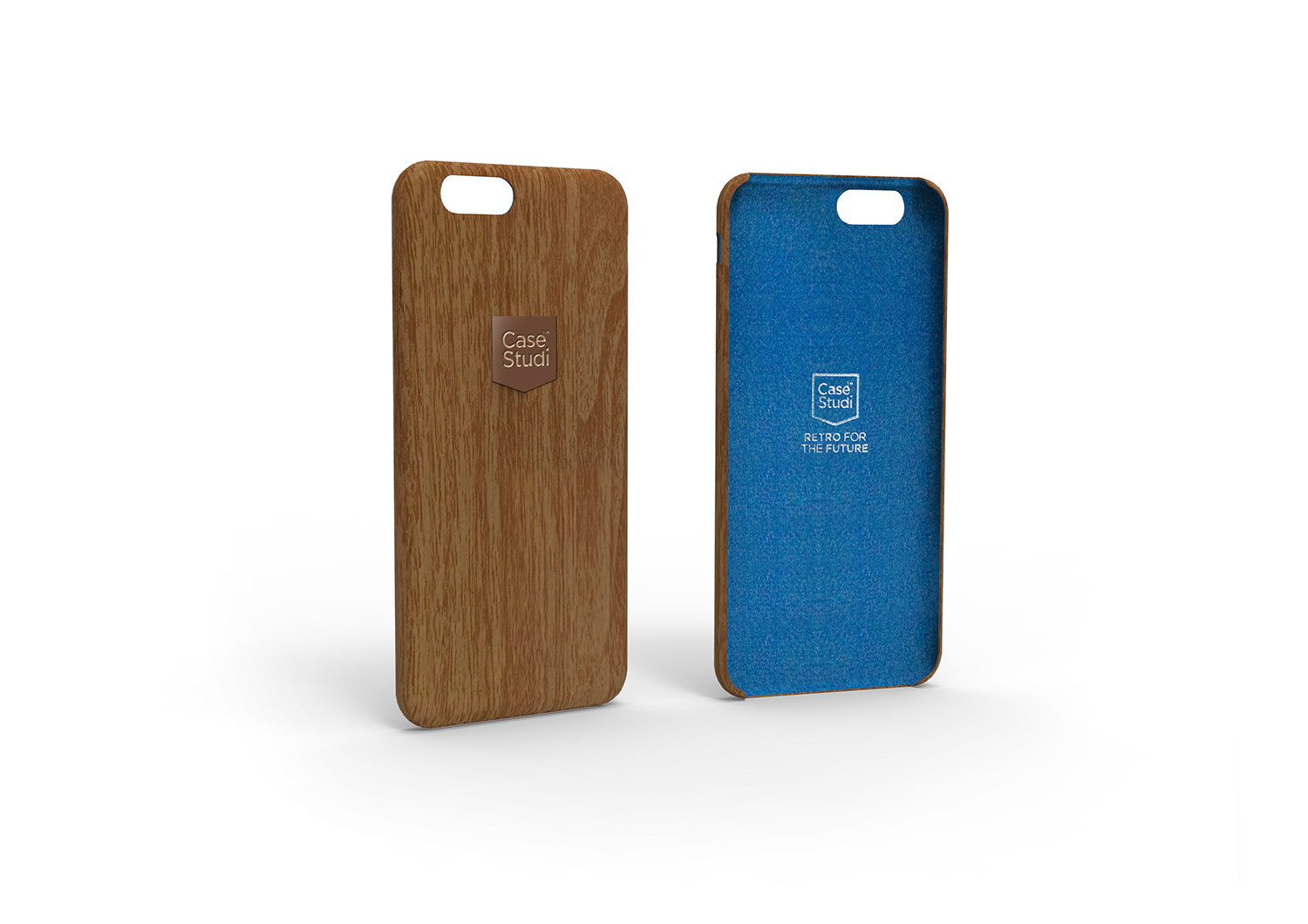 UltraSlim iPhone 6 / 6s case - Wood